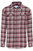 Columbia Flare Gun Flannel Long Sleeve Shirt Men Elderberry Multi